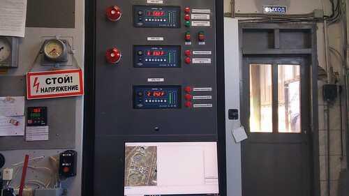 КТЭЦ. Техперевооружение инженерно-технической системы ТХ